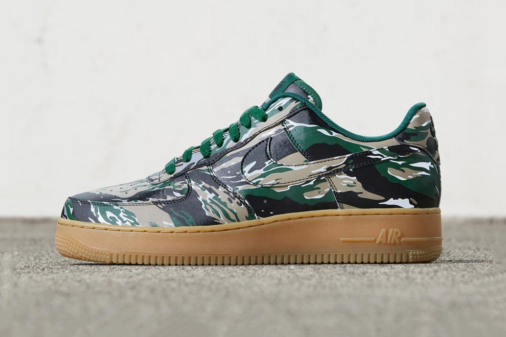 nike air force 1 low camo