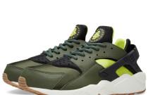 Nike Air Huarache Carbon Green/Black