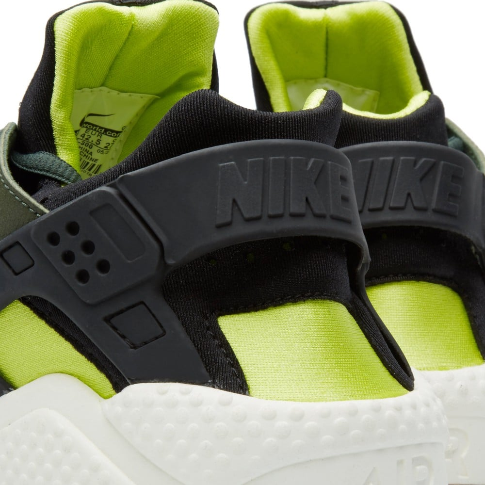 nike-air-huarache-carbon-green-black-sneakers-online-mannenstyle 5