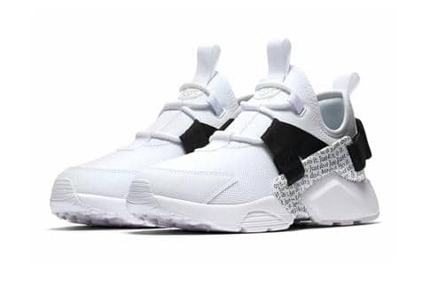 Nike Air Huarache City Low Just Do It