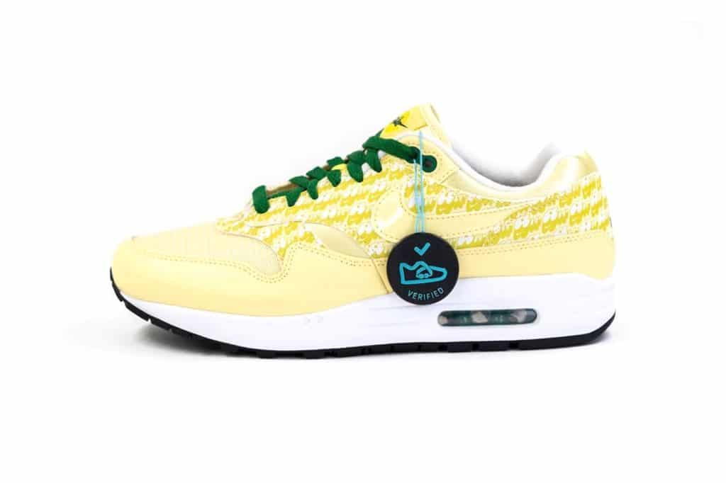 Nike Air Max 1 Lemonade