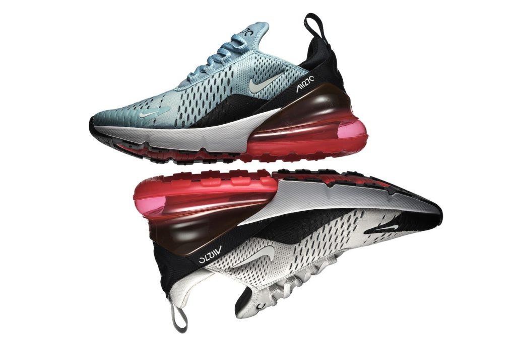 De nieuwe Nike Air Max 270 komt in deze kleuren | MANNENSTYLE
