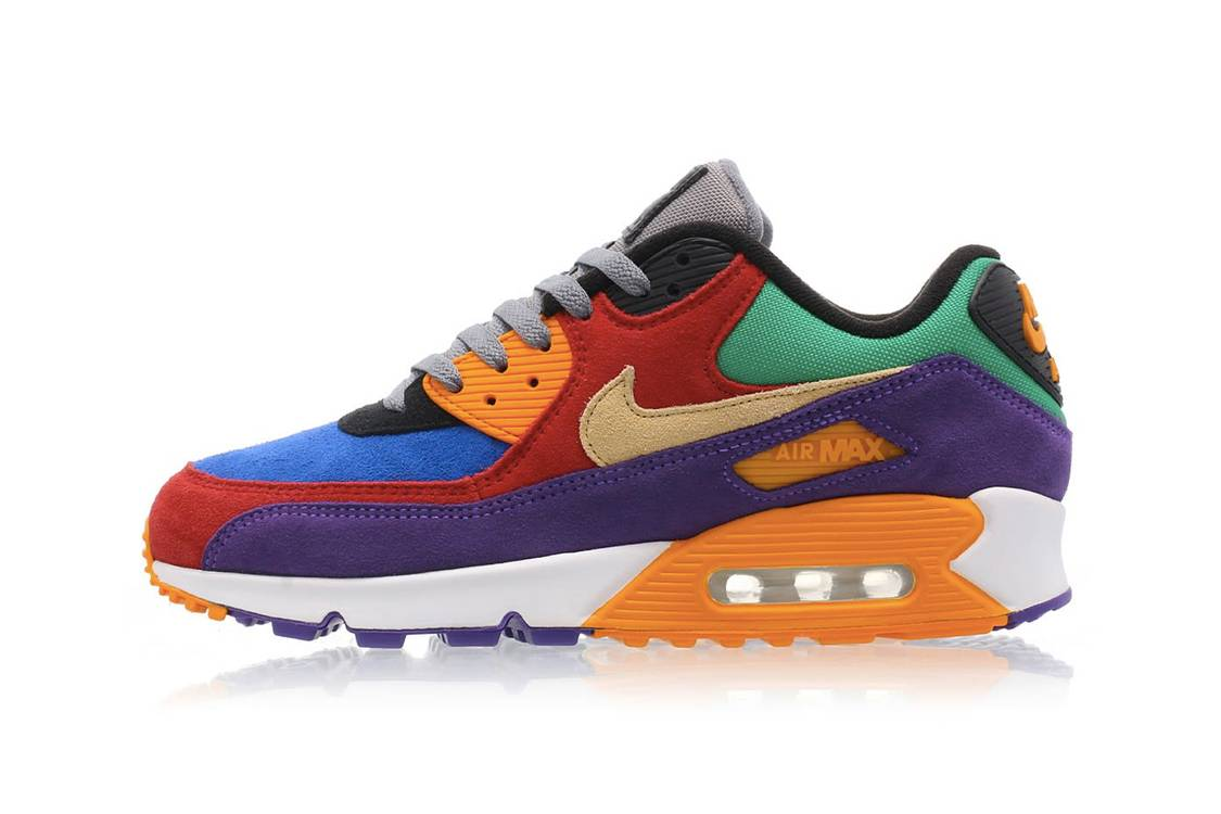 Nike Air Max 90 Viotech OG Color Blocking sneaker | MANNENSTYLE