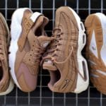 Nike Air Max 95 - Nike Air Huarache - Dusted Clay pack