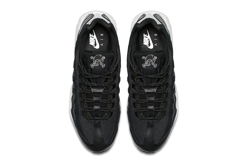 Nike Air Max 95 Skulls