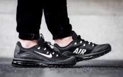 Nike Air Max More black