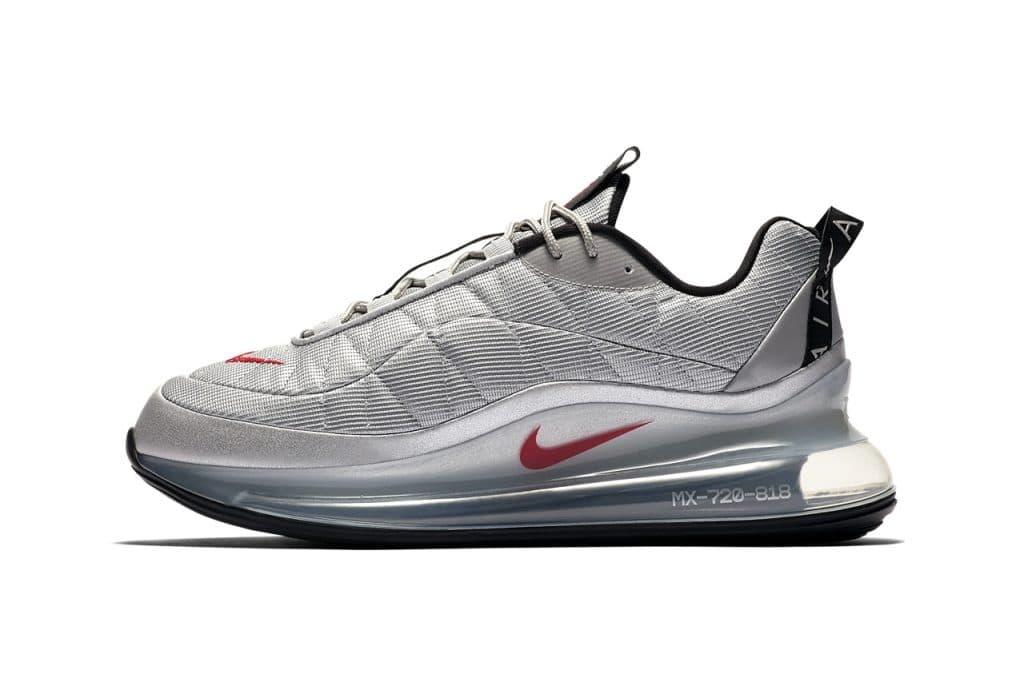 Nike MX 720 818, Nike Air Max 270 React & Nike 270 React ENG