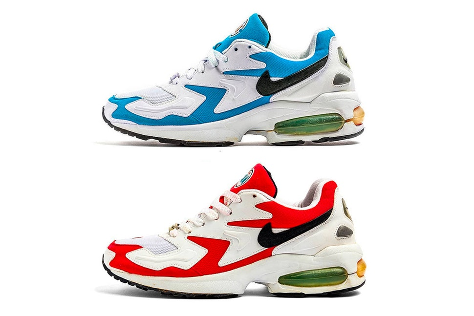 Retro Nike Air Max2 Light sneaker keert terug | MANNENSTYLE