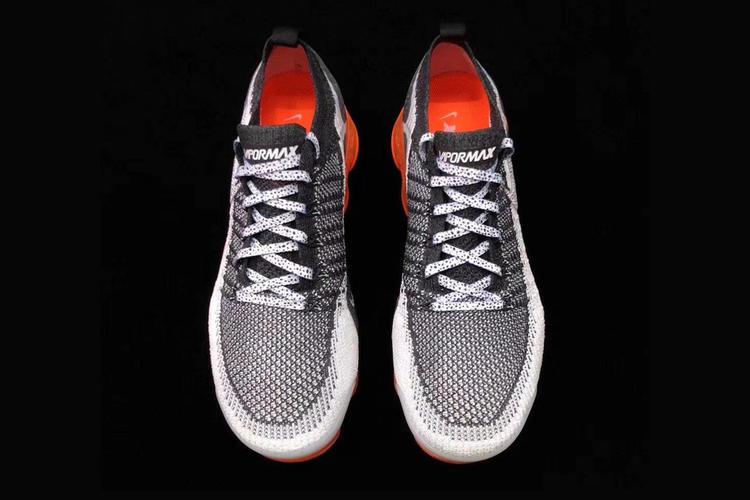 Nike AirVaporMax 2 Mango onderweg | MANNENSTYLE