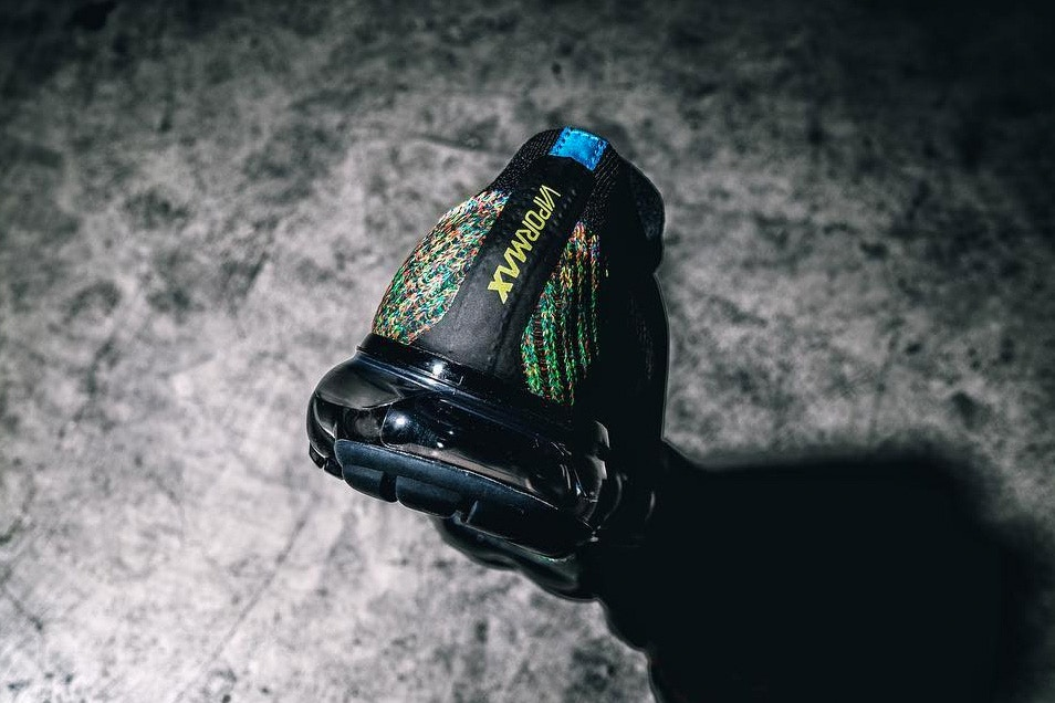 Nike Air VaporMax Laceless multicolor