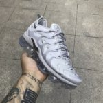 Nike Air Vapormax Plus Silver