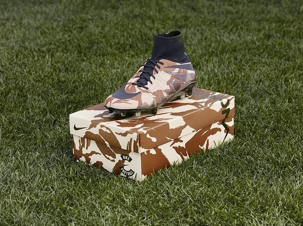 new product e8143 f4c56 Nike heeft Camo Pack voetbalschoenen gelanceerd