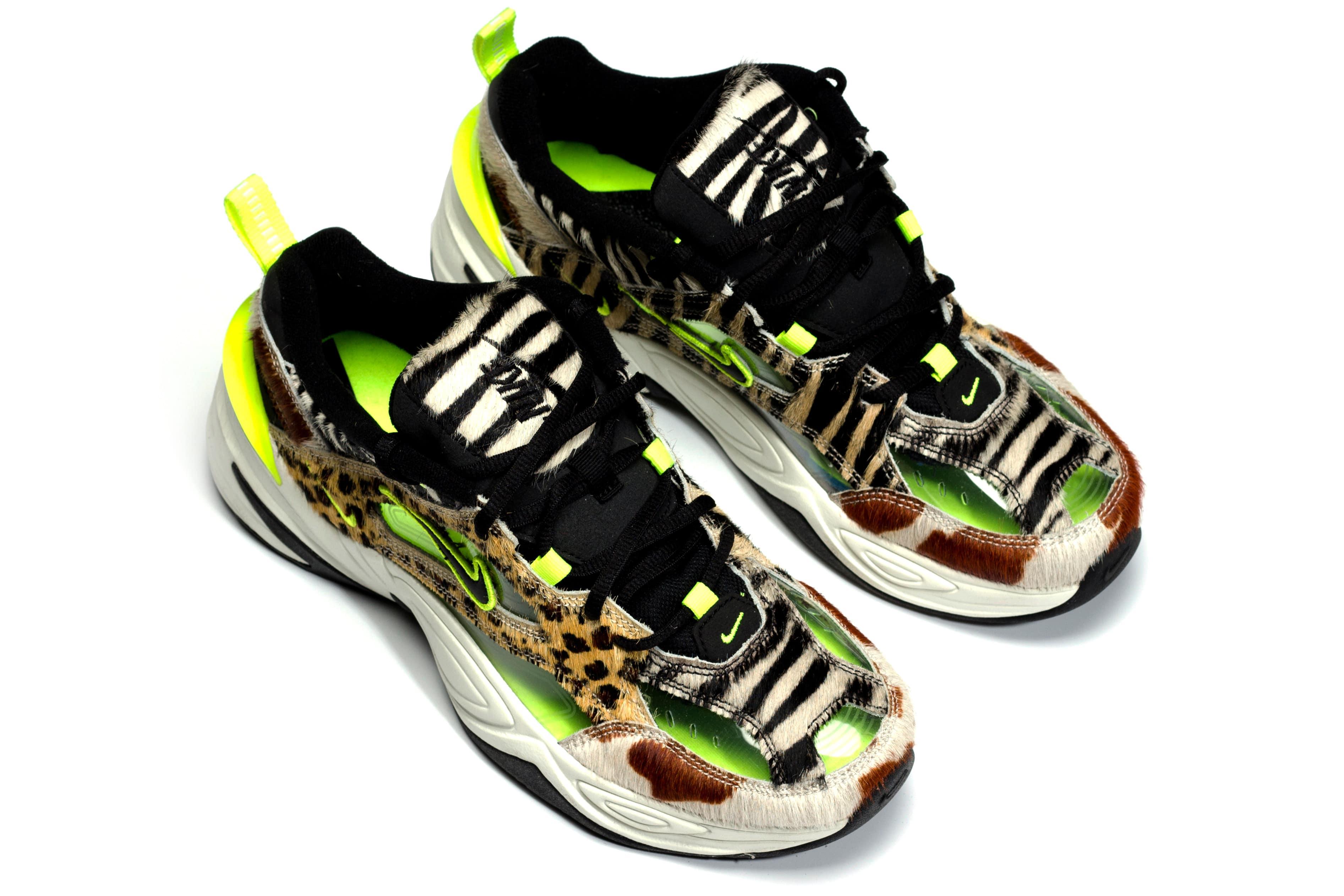 Nike M2K Tekno Animal sneaker krijgt 5.000 paar | MANNENSTYLE
