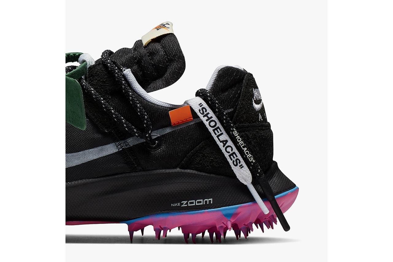 Off-White x Nike Zoom Terra Kiger 5 release