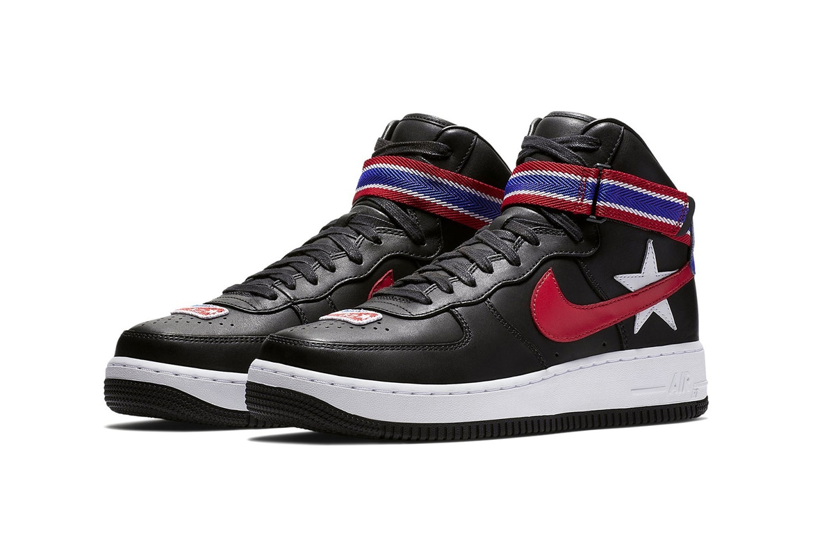 quality design 47560 381a1 Riccardo Tisci x Nike Air Force 1 High sneaker | MANNENSTYLE