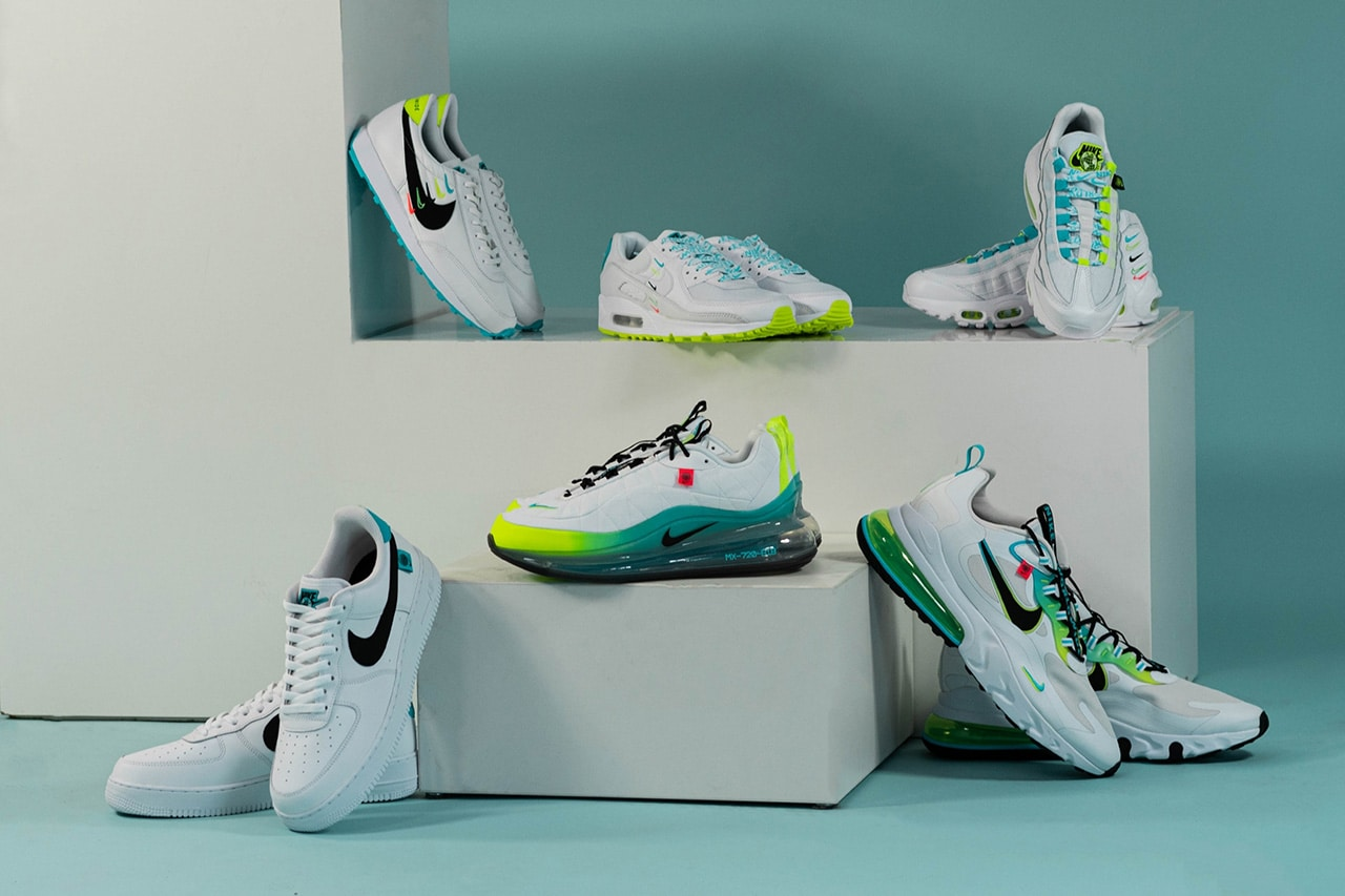 Nike Worldwide Pack sneakers 2021