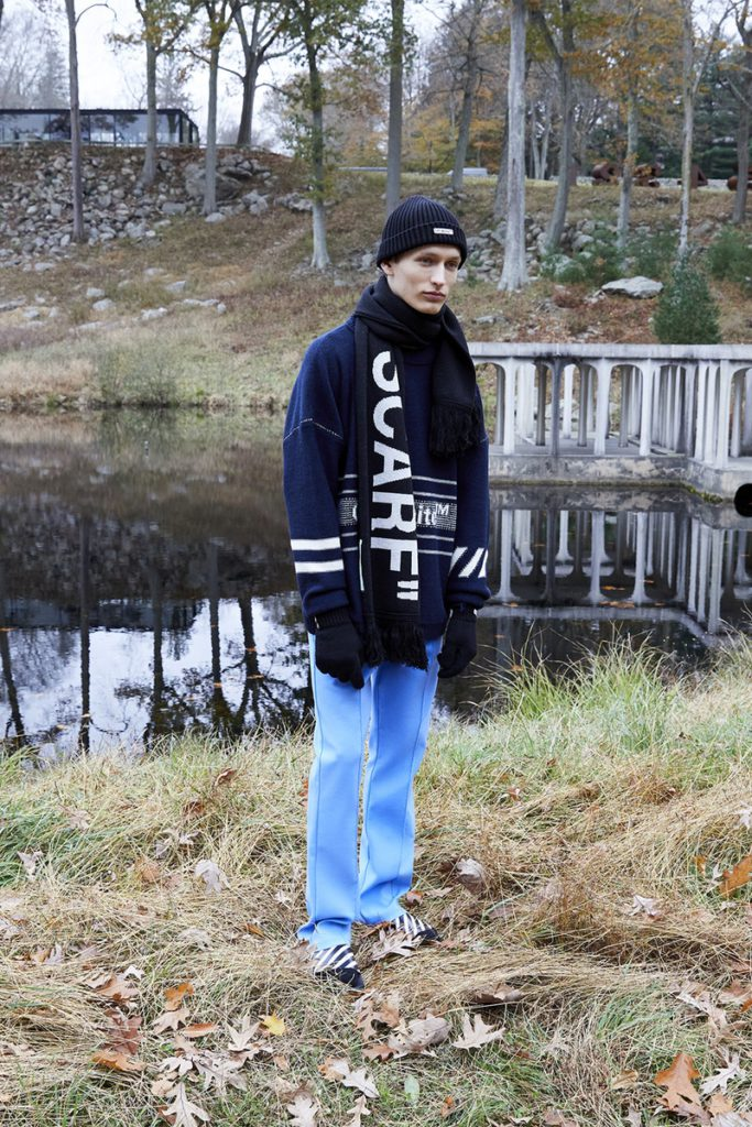 Off-White Pre-Fall 2018