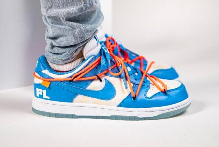Off-White x Futura Laboratories Nike Dunk Low