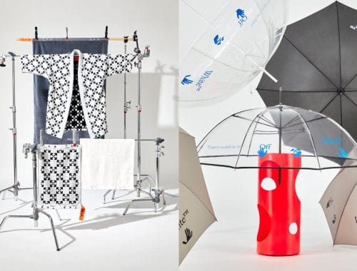 Off-White HOME woon accessoires