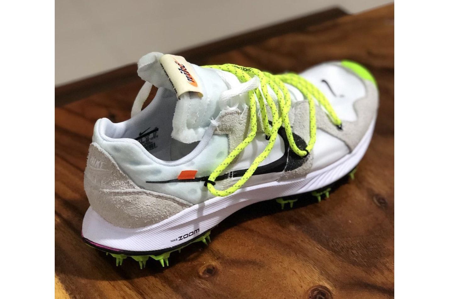 nieuwe Off-White x Nike Sneakers