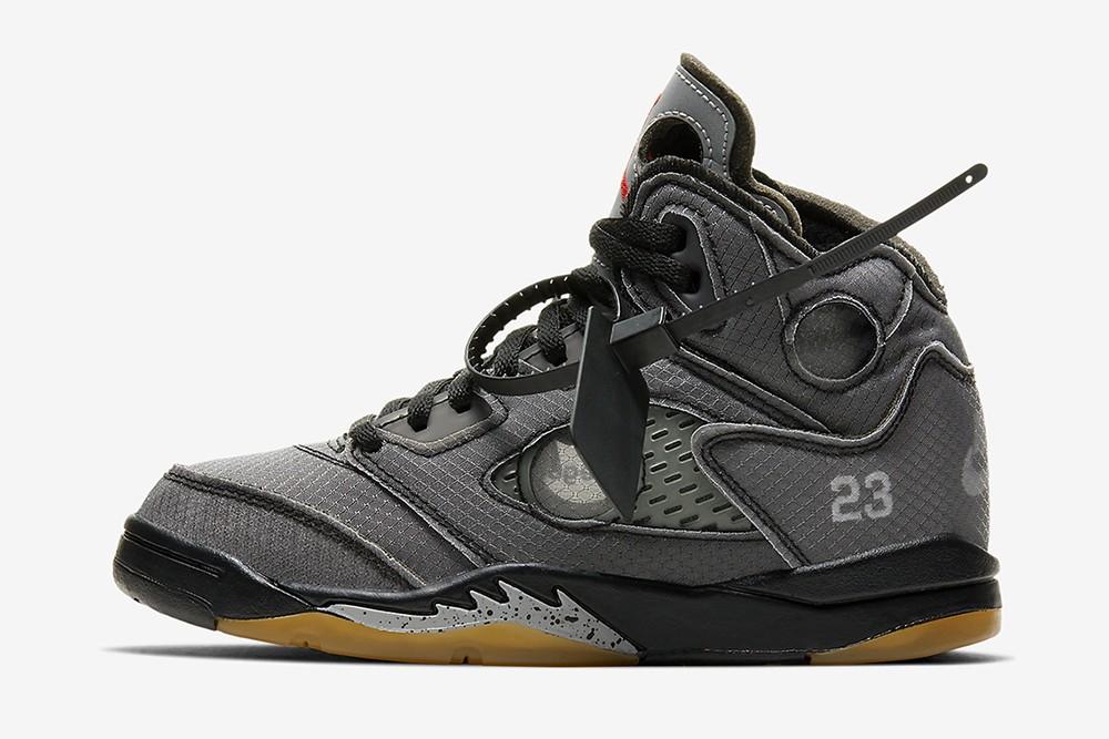 Off-White x Nike Air Jordan 5