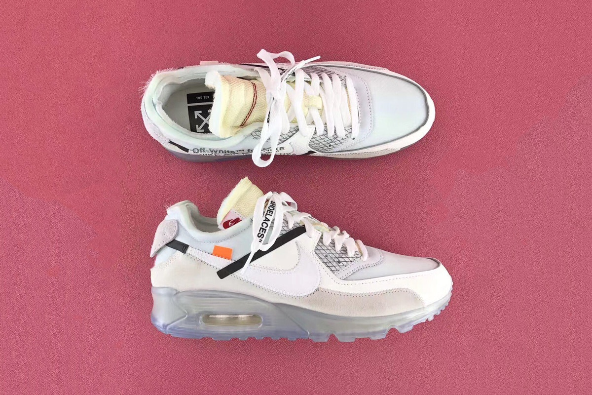Nike Air Max 97 x Off White Eerste blik | MANNENSTYLE
