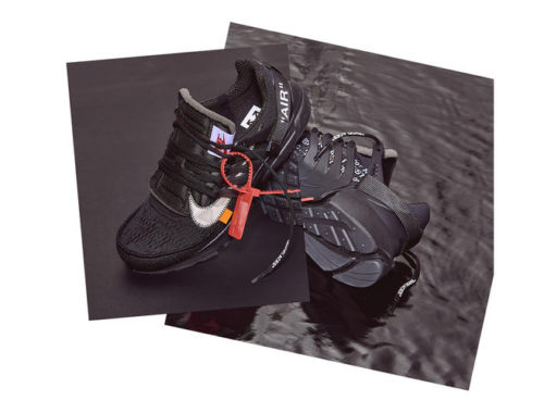 Off-White Virgil Abloh x Nike Air Presto release date