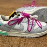"""Off-White x Nike Dunk Low """"THE 50"""""""