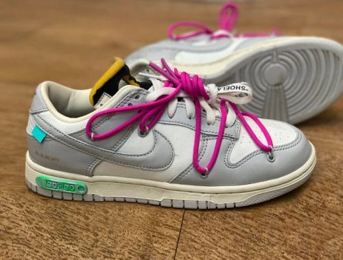 "Off-White x Nike Dunk Low ""THE 50"""