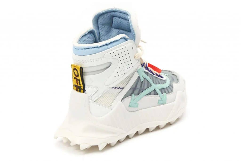 3x nieuwe Off-White ODSY High-Top sneaker