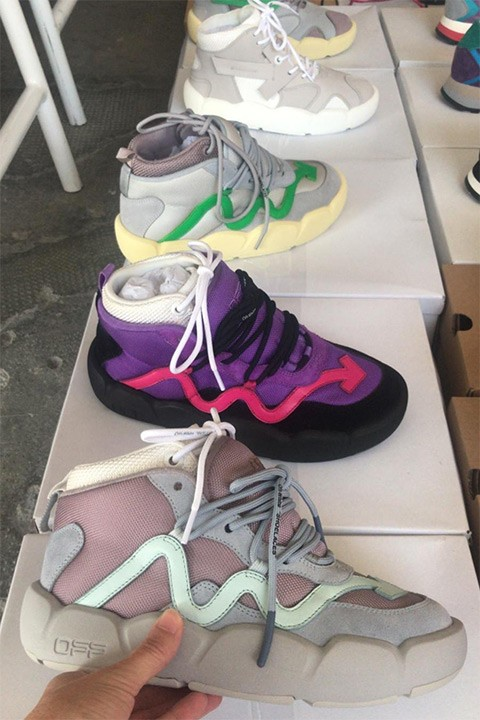 off white ss20 sneakers preview