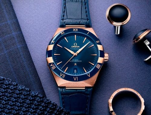 OMEGA Constellation 41mm Gents Collection