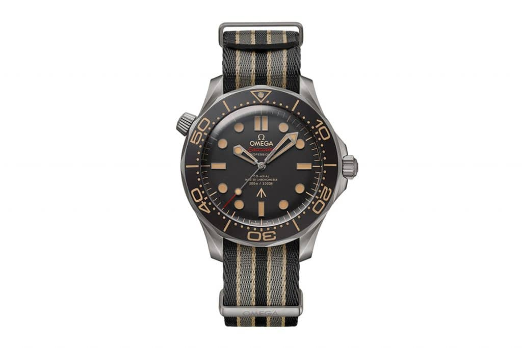 OMEGA Seamaster Diver 300M 007 Edition no time to die
