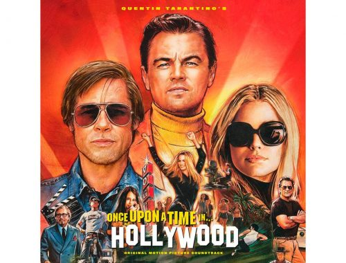 officiële soundtrack Once Upon a Time in Hollywood