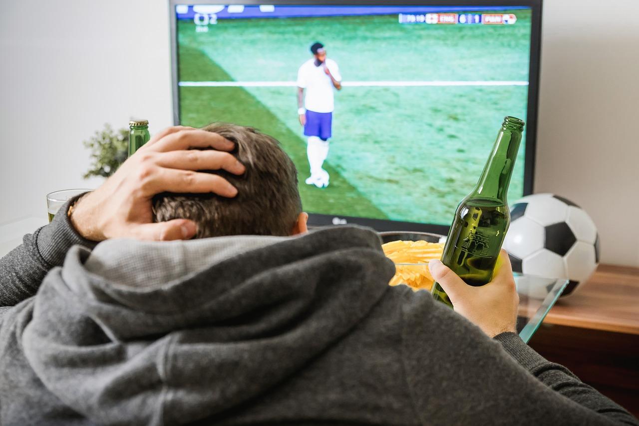 online voetbal kijken VPN verbinding