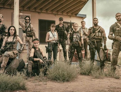 openingsscène van Zack Snyder's 'Army of the Dead' kijken