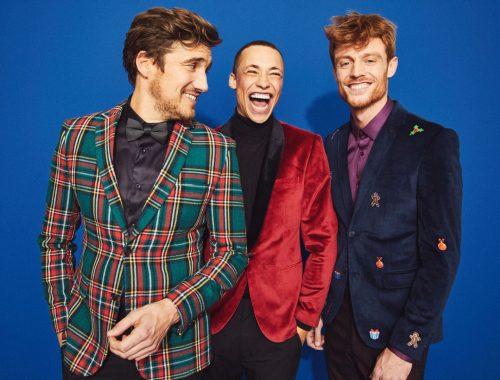 OppoSuits Deluxe blazers kerst