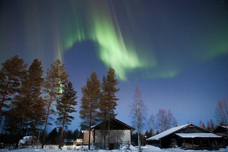 overnachten in een iglo finland airbnb vakantie travel