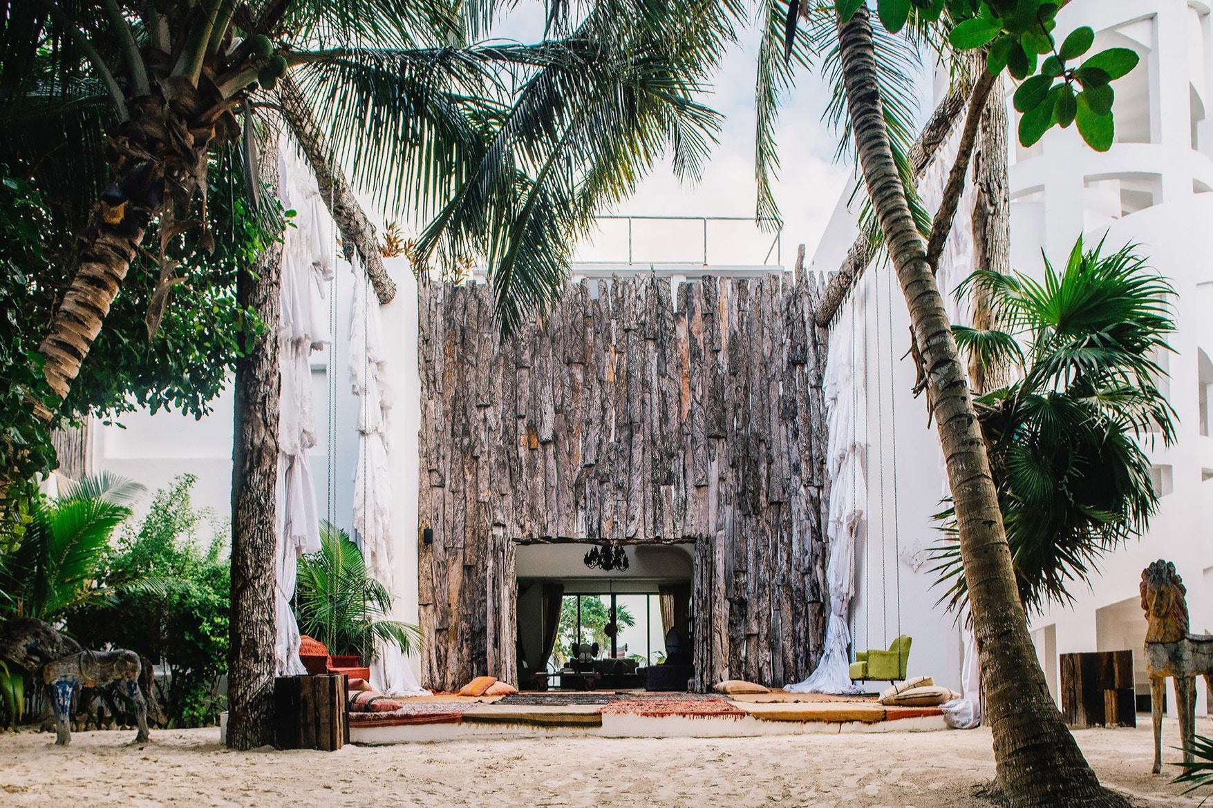 Pablo Escobar Mexico hotel - casa malca