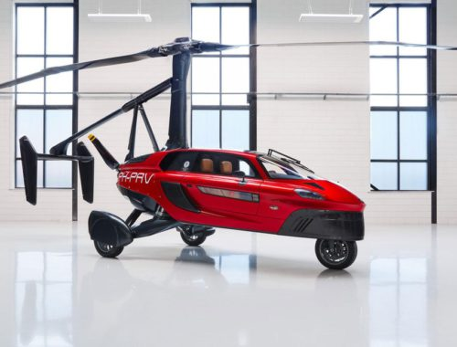 PAL-V vliegende auto kopen