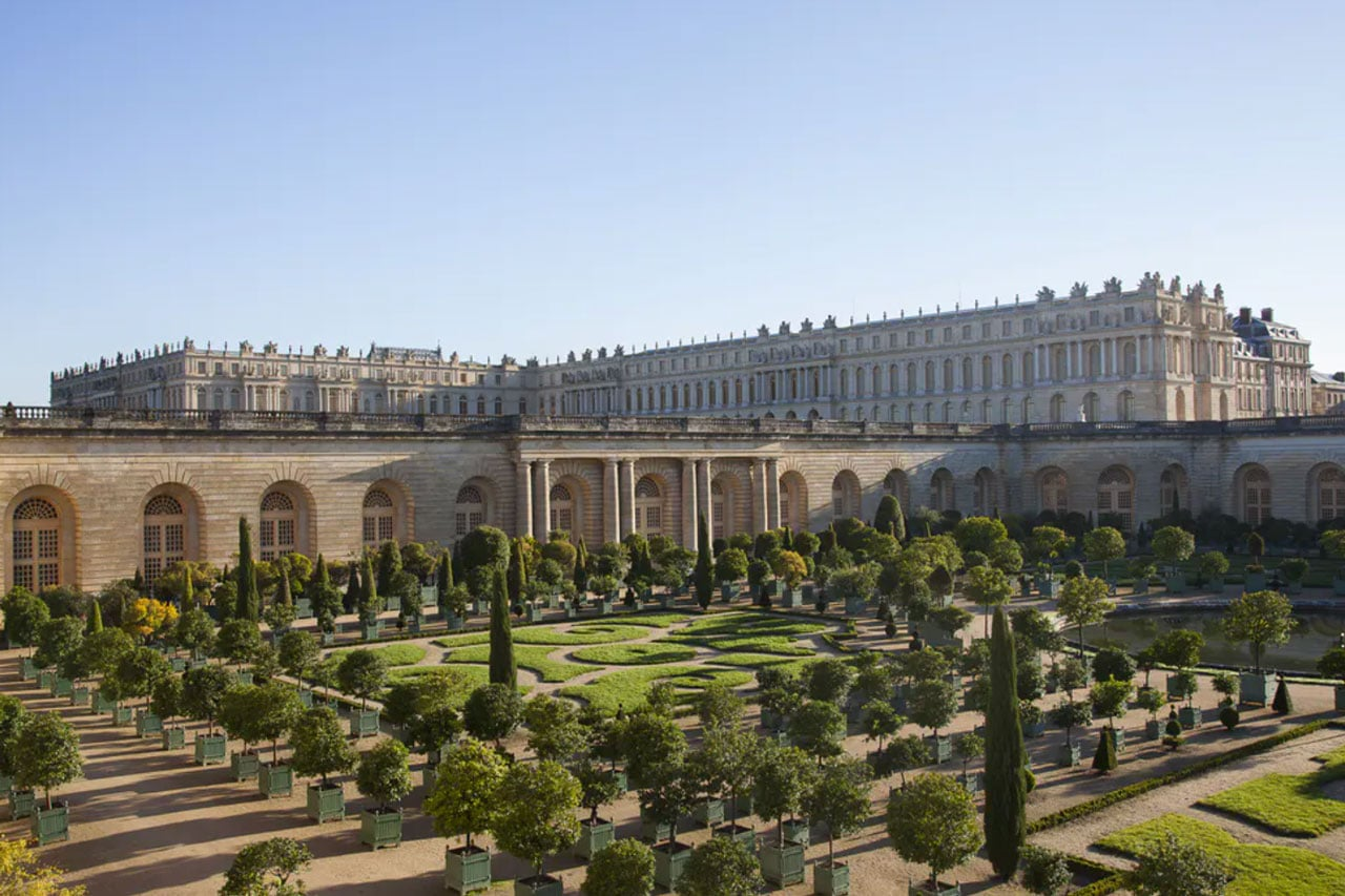 Overnachten in paleis van Versailles: Airelles Château de Versailles, Le Grand Contrôle hotel