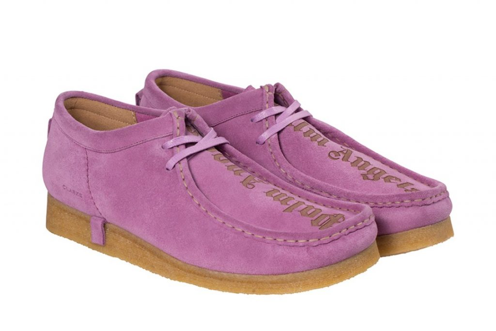 Palm Angels x Clarks Wallabees