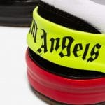 Palm Angels Multicoloured Flame Low Top Sneakers