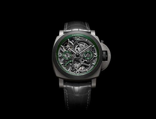 Panerai Lo Scienziato Luminor Tourbillon GMT PAM00768