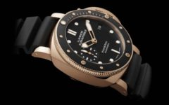Panerai Luminor Submersible 1950 3 Days Automatic Oro Rosso