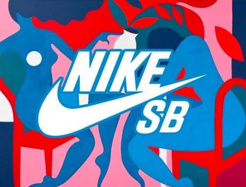 Parra x Nike SB Dunk Low Friends & Family