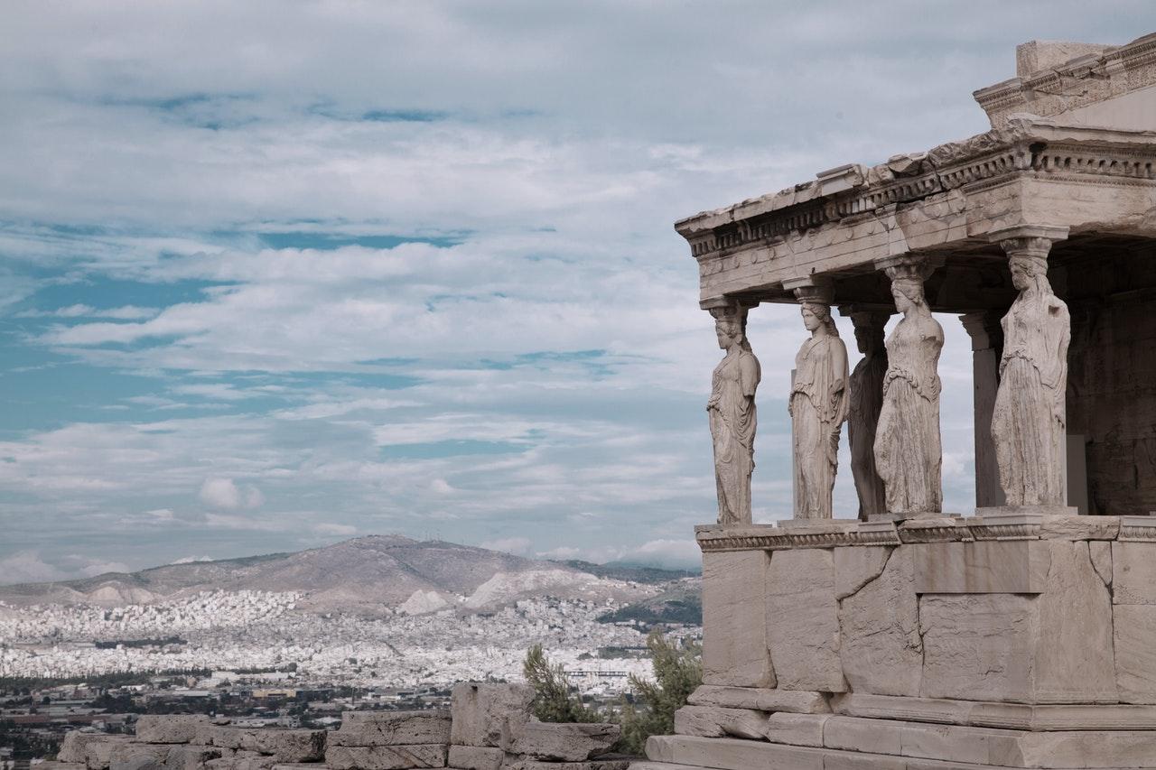 griekse oudheid vakantie reis