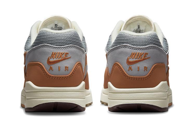 """Patta x Nike Air Max 1 """"Monarch"""""""