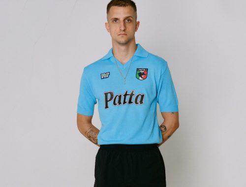 """Patta x NR Ennerre """"No.10"""" shirt"""