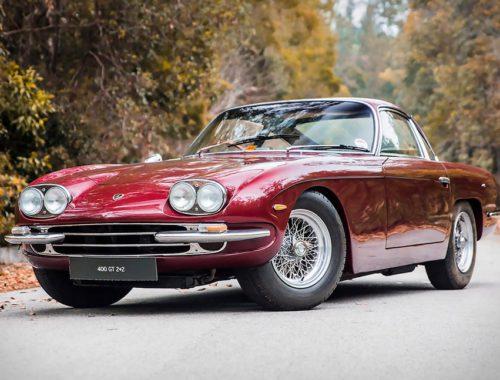 1967 Lamborghini 400 GT - Paul McCartney